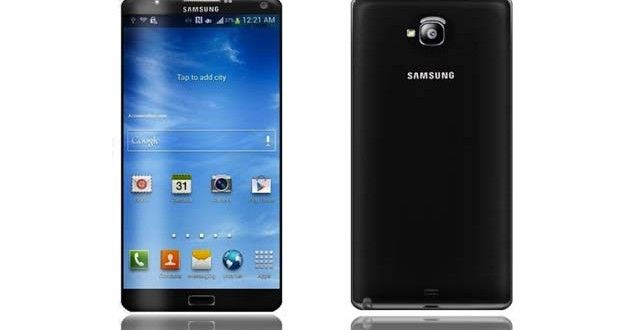 Samsung Galaxy Note 4 might feature Retina Scanner - Load The Game