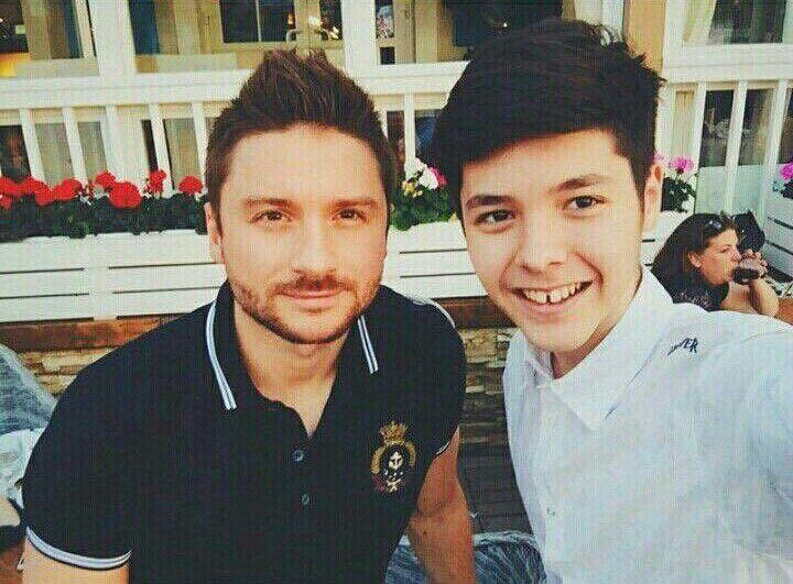Sergey Lazarev (Eurovision 2016) & Kristian Kostov (Eurovision 2017)