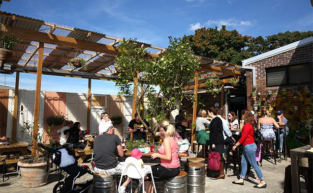 Sink some beers at Sydney's best open-air watering holes