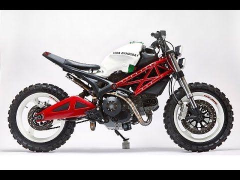 """STRATOSPHERIC"" Ducati Monster 696 by Vida Bandida Motorcycles"