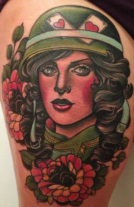 Tattoo Neo Traditional