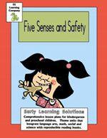 Five Senses for Kindergarten-Preschool