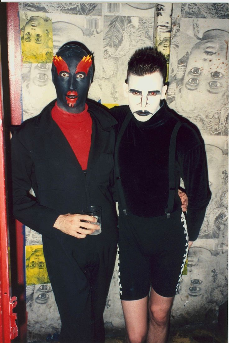 New York's Fabulous 1980s and '90s Club Scene