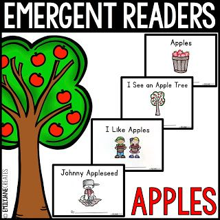 Pin by emilyjanecreates on Johnny Appleseed Literacy