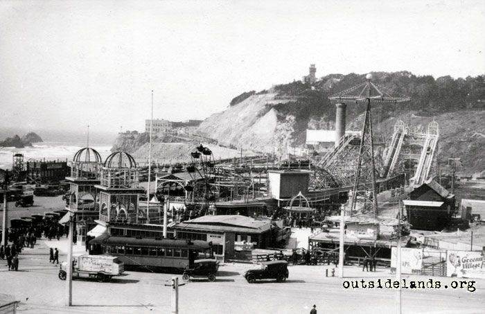 Playland - Western Neighborhoods Project - San Francisco History