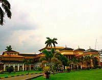 Istana Maimun - Medan - Sumatera Utara - Wisata Budaya
