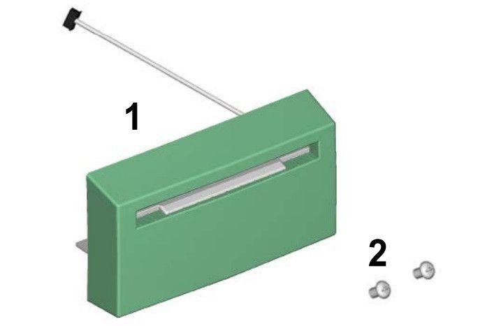 """GoDEX DT4x 4"""" Guillotine Cutter Module"""