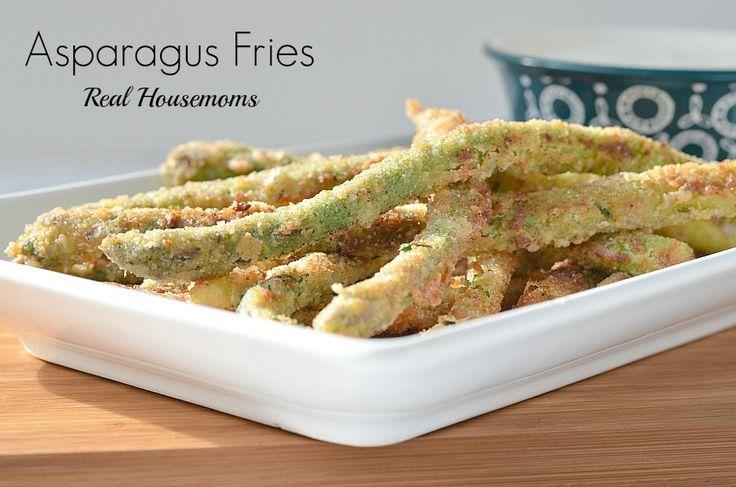 ... Fries on Pinterest | Asparagus, Oven baked asparagus and Garlic aioli