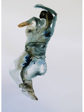 "Saatchi Art Artist Dong Li-Blackwell; Painting, ""Lady X No.23"" #art"