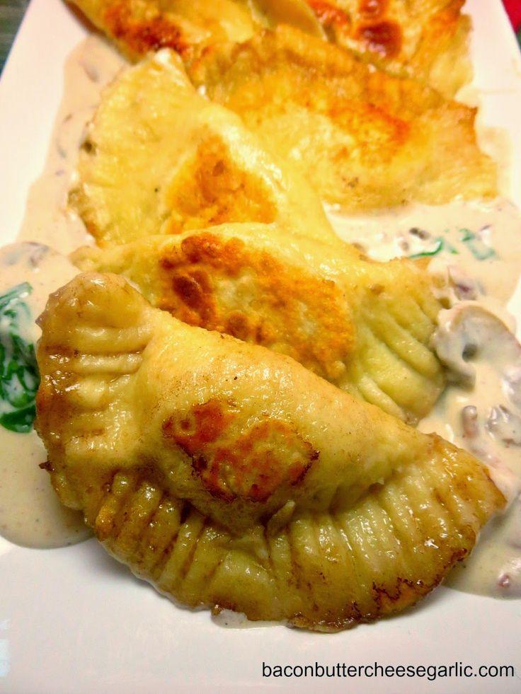 Spek, boter, kaas & Knoflook: Darling Dumplings