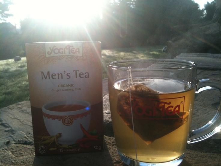 Yogi Men's Tea