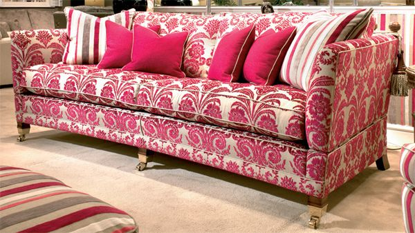 The Horatio Knole Sofa at Kings of Nottingham for the best collection of Knole sofas.