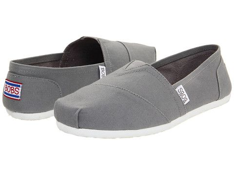 So I know we talked about not toms, but I think it would be cute for everyone to be wearing bobs??