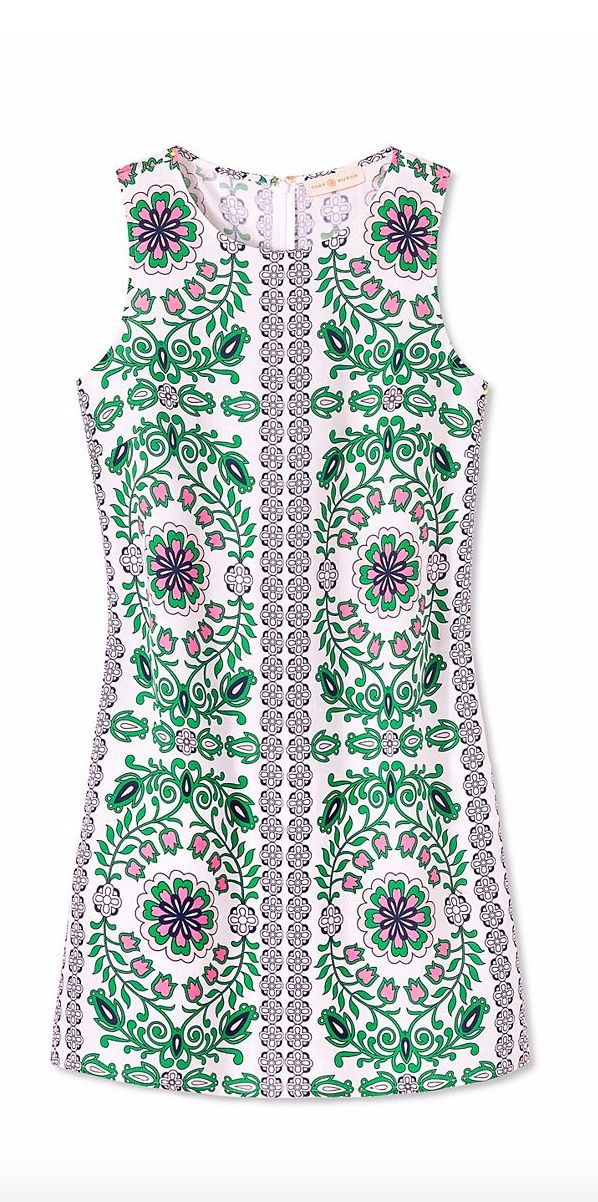Tory Burch Garden Party Dress
