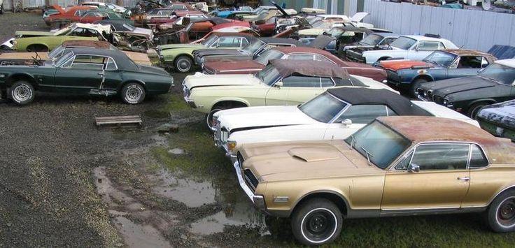 U PULL IT Junkyards Near Me  Cheap OEM Used Auto Parts