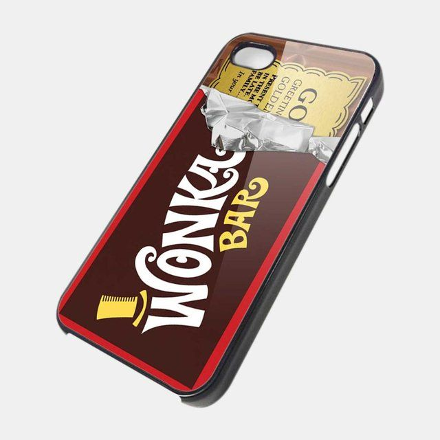 Fancy - Wonka Golden Ticket Case for iPhone 4/4S/5