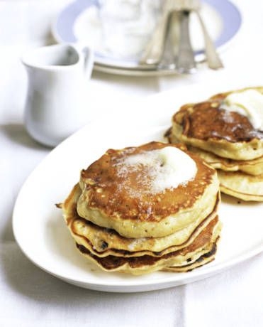 Pancakes soffici alla vaniglia, per chi ama ricordare