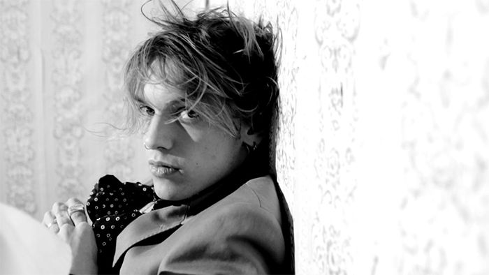 Jamie Campbell Bower. Wink and SOOO sexy