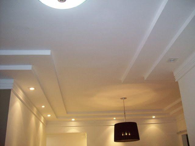 Decor Salteado - Blog de Decoração e Arquitetura : Gesso na casa:1001 utilidades!