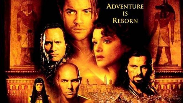 Stasera in tv su Italia 1: La mummia - Il ritorno con The Rock