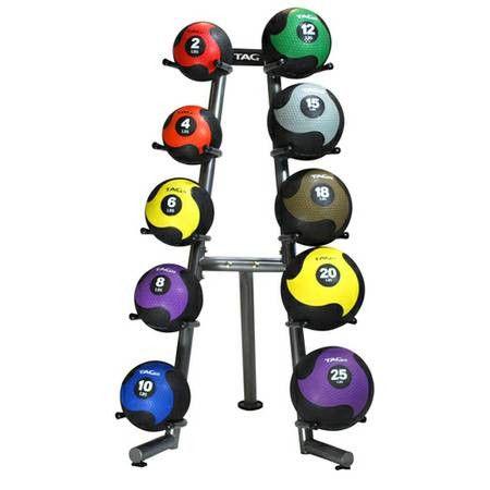 Medicine Ball Rack By Tag