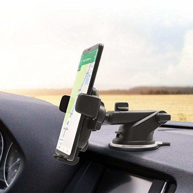 Samsung Galaxy S9 Qi Wireless Charging Windscreen Dash