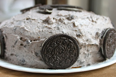 Cookies 'n' Cream Cake | Fooooooooooood | Pinterest