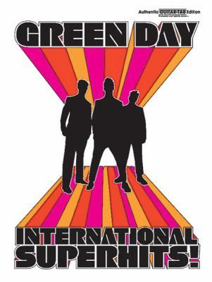 "Green Day. ""Green Day : international superhits!"" M1630.18.G46I57 Music scores (shelves and cabinets)"