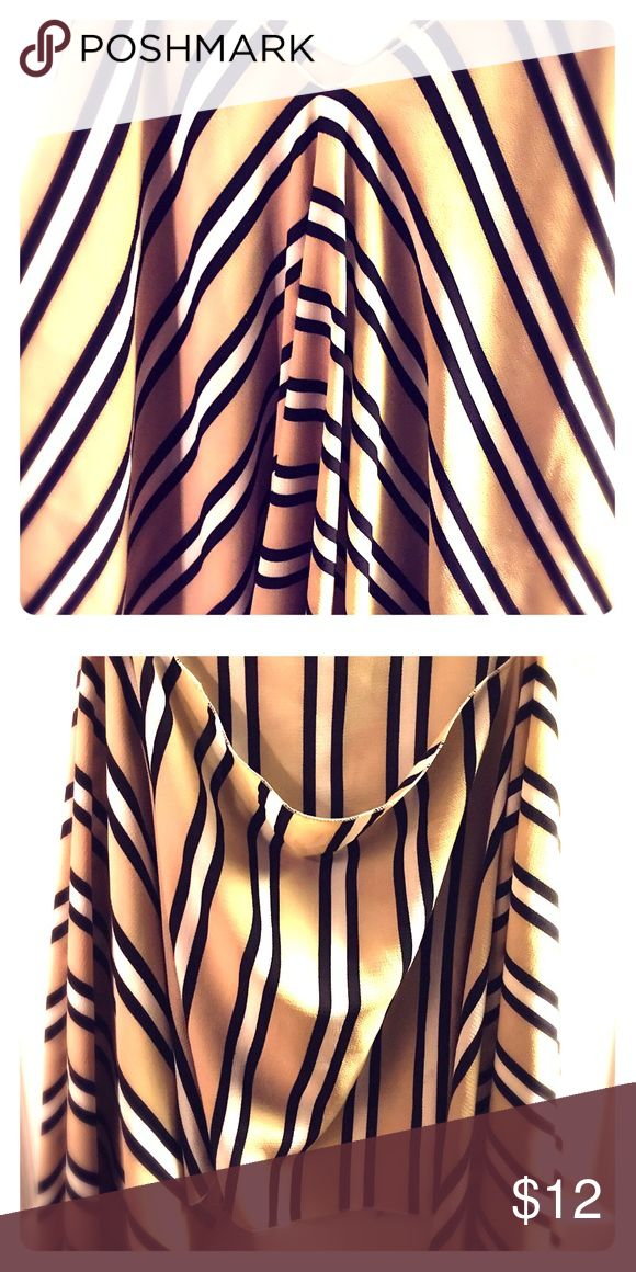 🔥SALE🔥STRIPED PONCHO! HELP ME WITH A PERFECT CATEGORY! This gorgeous poncho a one size fits all. You can wear it in many ways. Which is why I included both vertical and sideways pictures. You can also add a waist belt if you feel it's too flowy! This was bought at a high end boutique last summer. But I just never have anything to match it with because I always work! It does look awesome with a black waist belt! If you need measurements or more pictures of it modeled don't hesitate to ask…