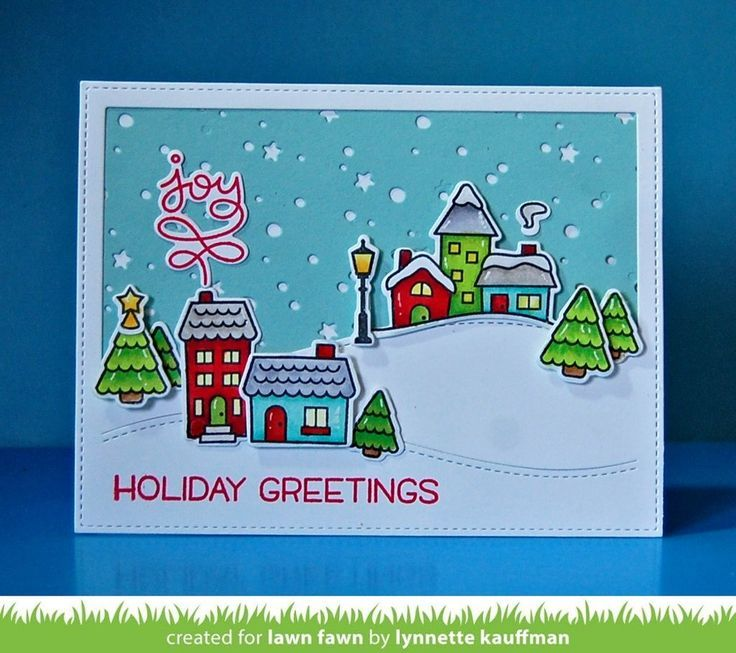 Image result for lawn fawn christmas card ideas – snap mouse