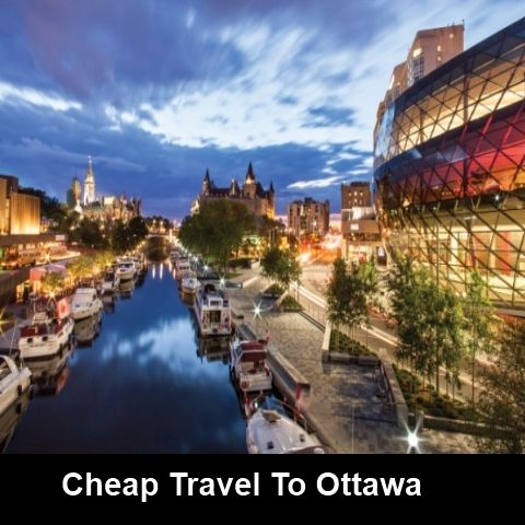 #Lowest_airfare_to_Ottawa and enjoy it's natural places and beautiful places.