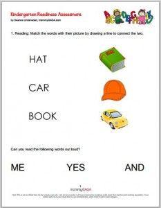 f414795b01b73d1caf24cdda09179f9c  kindergarten assessment teaching kindergarten - Kindergarten Screening Test