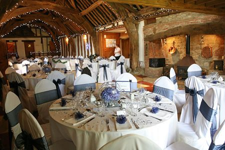 Unique Wedding Venue in Bucks/Oxon. Welcome to Notley Tythe Barn - Weddings