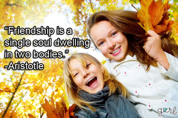 Friendship Quotes For Teenage Girls Best 25+ Teen girl quo...