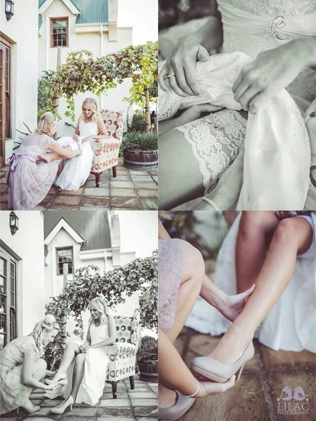 Janien garter and dress