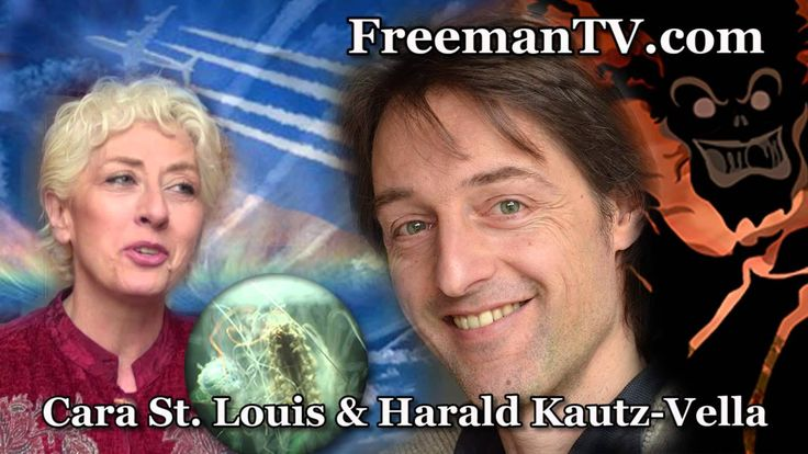 Chemtrails, Morgellons, and Black Goo | Harald & Cara