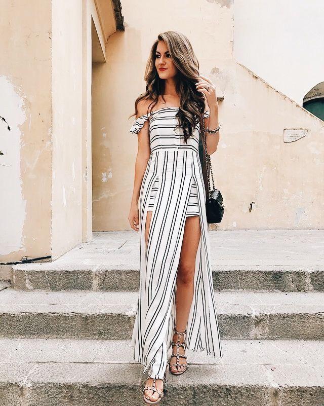 Follow Me On Insta Itsfaithelizabeth Fashion Womens Maxi