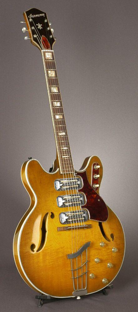 Harmony H 78 Love It! play It! Own It!