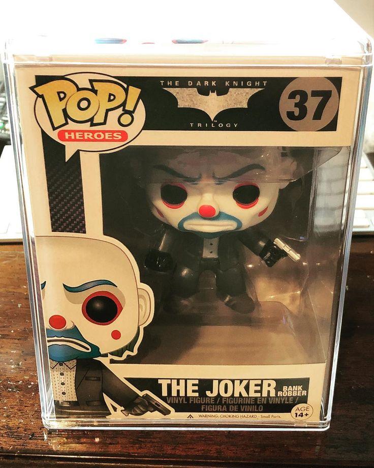 Grail! Bank Robber Joker #darkknight #batman #joker #darkknighttrilogy #funkopop #pop #funko #thejoker #funkomania #funkofamily #funkofunatic