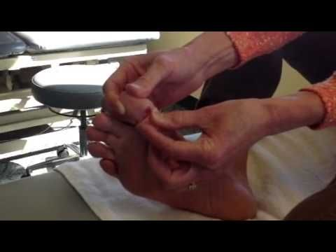 Sore Big Toe Taping and Padding Routine