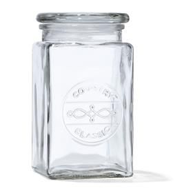 Country Classic Glass Canister - 1.3 litre