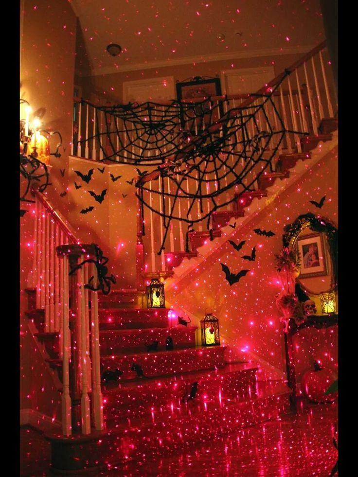 25 indoor halloween decorations ideas - Indoor Halloween Decorating Ideas
