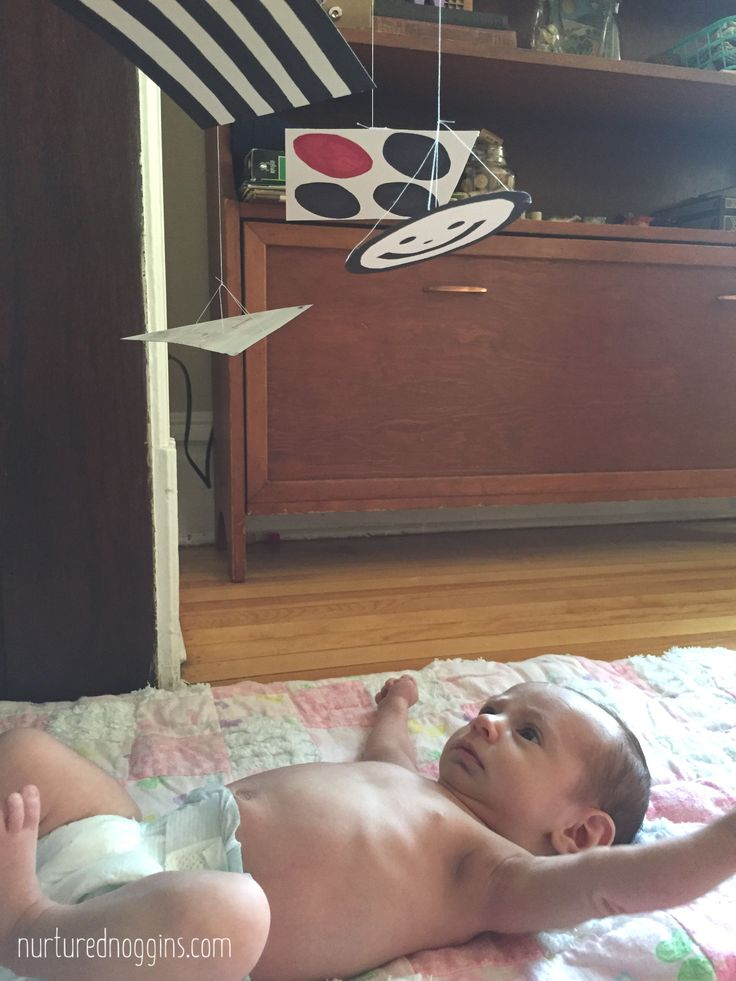 20 Ways to Play with a 0-3 Month Old