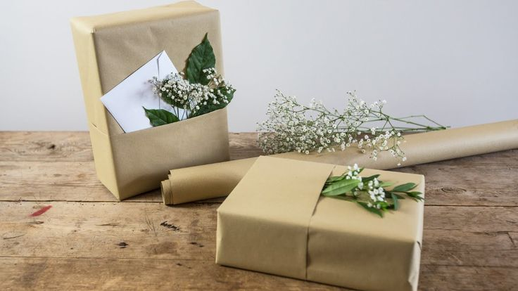 DIY: A different kind of gift wrapping by Søstrene Grene