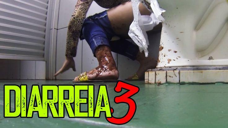 PEGADINHA: DIARREIA 3 (Diarrhea 3 Prank) - YouTube