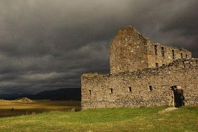Ardsmuir (Prison) is the carbuncle on God's bum