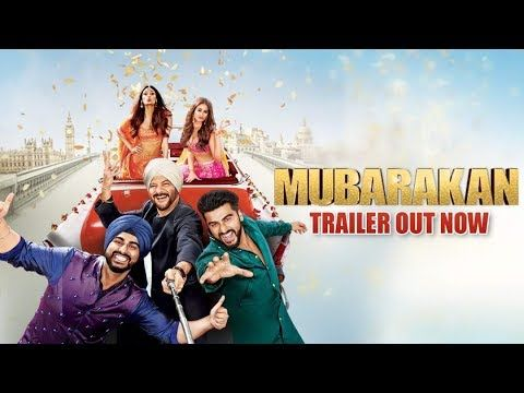 Watch Mubarakan Official Trailer releasing on July 28 2017 only on GONOGOreviews - Movie reviews, New Movie Trailers, Celebrity News.