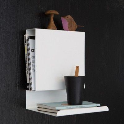 Ledge Shelf | White