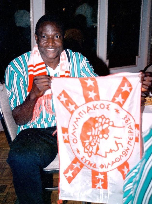 Rashid Yekini