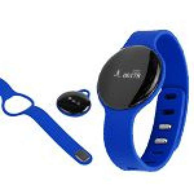 . Lotes de relojes inteligentes para deportistas Correa Silicona Conexi�n Bluetooth,recargable USB. Lote compuesto de 2 relojes por tan solo 78�
